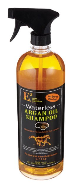 E3 130032 Waterless Aragan Oil Shampoo 32 oz