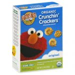 EARTHS BEST CRACKER CRNCHN ORGNL ORG-5.3 OZ -Pack of 6