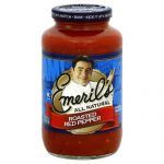 EMERILS SAUCE PSTA RSTD REDPPPR-25 OZ -Pack of 6
