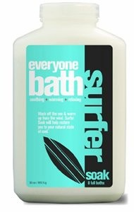 EO Products 1515097 EO Products Everyone Bath Soak - Surfer - 30 oz