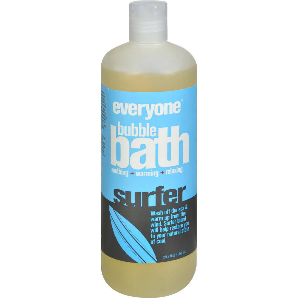 EO Products 1597327 20.3 fl. oz Bubble Bath - Everyone Surfer