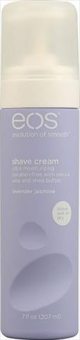 EOS Shave Cream Ultra Moisturizing Lavender Jasmine - 7 oz.