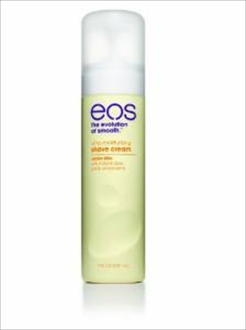EOS ultra Moisturizing Shave Cream Vanilla Bliss - 7 fl oz.