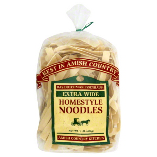 ESSENHAUS NOODLE XWIDE-16 OZ -Pack of 6