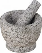 EVCO International 32671 Granite Mortar & Pestle