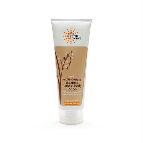 Earth Science Hand and Body Lotion - Oatmeal - 8 fl oz - 1242981