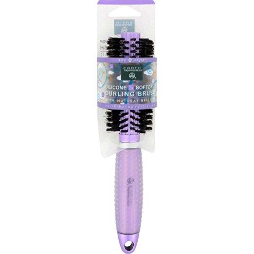 Earth Therapeutics 1711464 Curling Lavender Hair Brush
