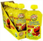 Earth`S Best Baby Foods Strawberry Banana Juice 4.2 Oz -Pack of 12