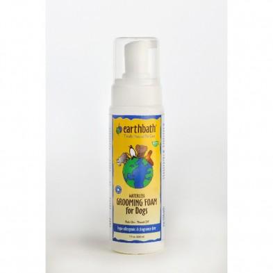 Earthbath 41002803 8 oz Hypo-Allergenic Foam for Dogs