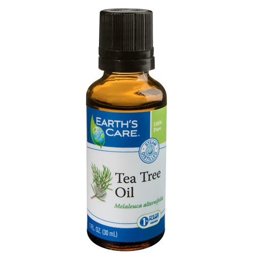 Earths Care 1566256 1 oz 100 Percent Pure Austr Tea Tree Essential Oil