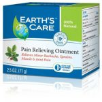 Earths Care Pain Relieving Ointment - 2.5 oz