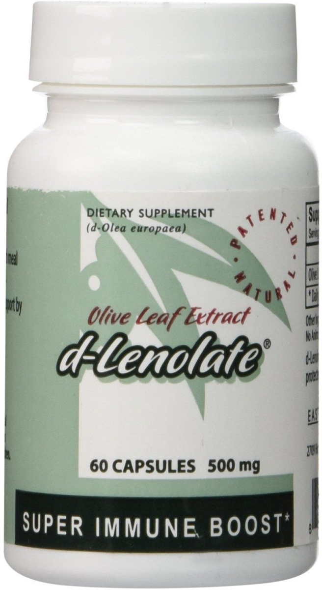 East Park Research 382075 D-Lenolate - 60 Capsule
