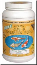 Eco Labs ECLMLLSSMD Eco Labs MLLSSMD Summer Staple Koi and Goldfish Food 2.3-Pound