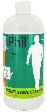 Eco-Me PMHK107 Toilet Bowl Cleaner Phil 32 oz