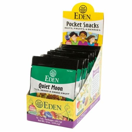 Eden Foods BPC1025052 Eden Foods Quiet Moon - 12x1 OZ