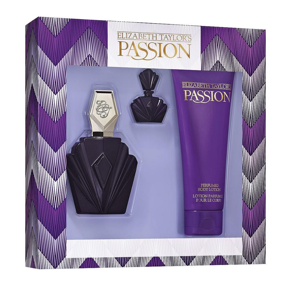 Elizabeth Taylor PAN2B Passion Eau De Parfum Set for Women