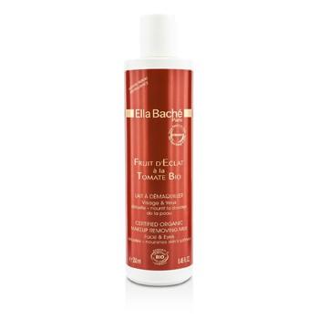 Ella Bache 182072 Certified Organic Makeup Removing Milk 250 ml-8.45 oz
