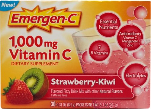 Emergen-C Strawberry Kiwi