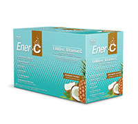 Ener-C Vitamin C Effervescent Drink Mix Pineapple Coconut