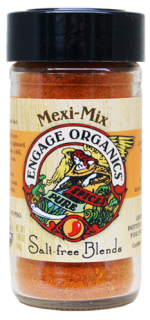 Engage Organics MM 80 1.9 oz. Mexi-Mix Salt-Free Blends
