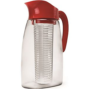 Epoca International 1923960 PFRE-3739 Pitcher with Flavor Infuser