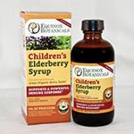 Equinox Botanicals 226799 4 oz Childrens Elderberry Syrup
