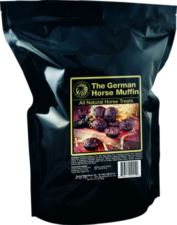 Equus Magnificus German Horse Muffin All Natural Horse Treats 6 Pound 1001006