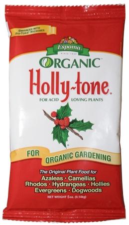 Espoma 5 Oz Trial Size Organic Holly-Tone Packet HT5OZ