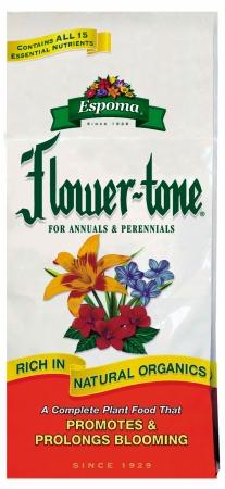 Espoma FT4 4 Lbs Flower-Tone 3-5-7 Plant Food