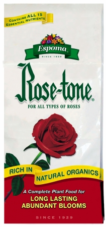 Espoma RT4 4 Lbs Rose-tone 6-6-4 Plant Food