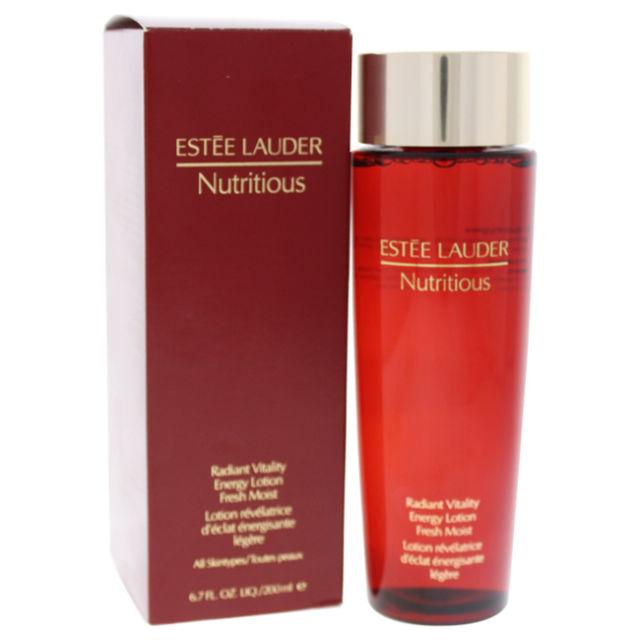 Estee Lauder W-SC-3696 6.7 oz Nutritious Radiant Vitality Energy Lotion Fresh Moist for Women