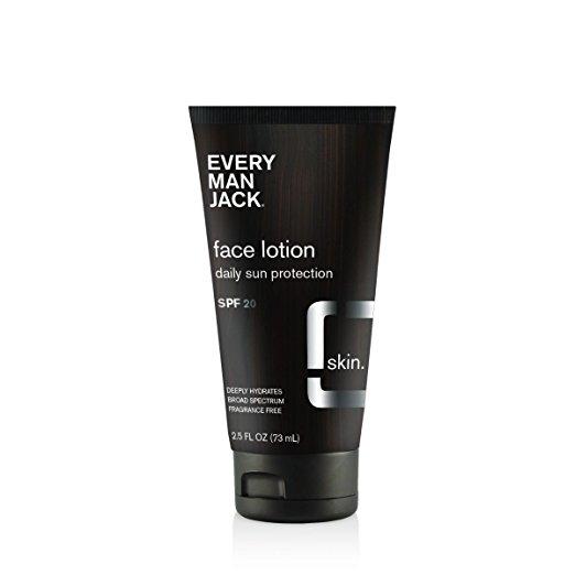 Every Man Jack 1818756 2.5 oz SPF Face Lotion