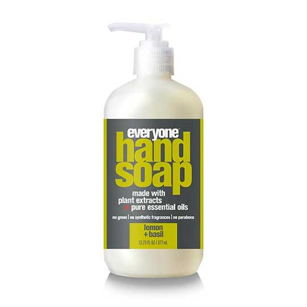 Everyone 231941 Lemon Plus Basil Hand Soap