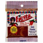 FIESTA 26325 Fiesta Chili Powder Bag - 0.2 oz.