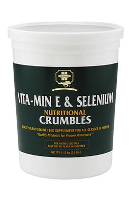 Farnam Home & Garden 81210 Vitamin E & Selenium Nutritional Crumbles