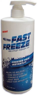 FastFreeze ProStyle? Therapy Gel 32oz Pump