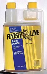 Finish Line Horse Products inc Fluid Action Joint Therapy 32 Ounces - 40032