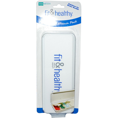 Fit and Healthy VitaMinder 7 Day Vitamin Pack - 1 Case