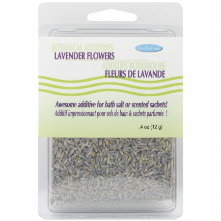 Flower and Seed Herbs-Lavender Flower .4oz
