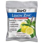 Frontier 212930 Zand HerbaLozenges Lemon Zinc 5 mg 15 Per bag