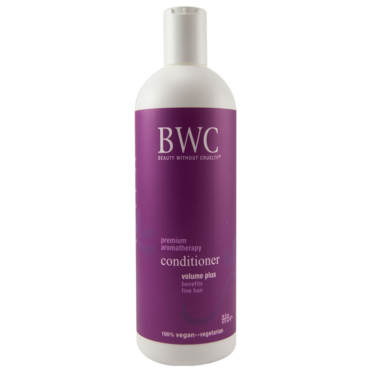 Frontier 223340 16 fl oz Beauty Without Cruelty Hair Care Volume Plus Conditioners
