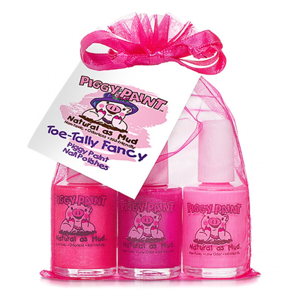 Frontier 230338 Piggy Paint Toe-Tally Fancy Gift Sets