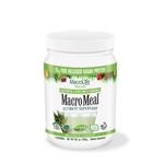 Frontier 230586 18.5 oz MacroLife Naturals Vegan Vanilla MacroMeal Supplement 15 Servings