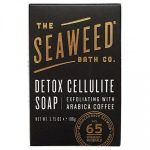 Frontier 231062 3.75 oz The Seaweed Bath Co Detox Cellulite Bar Soap