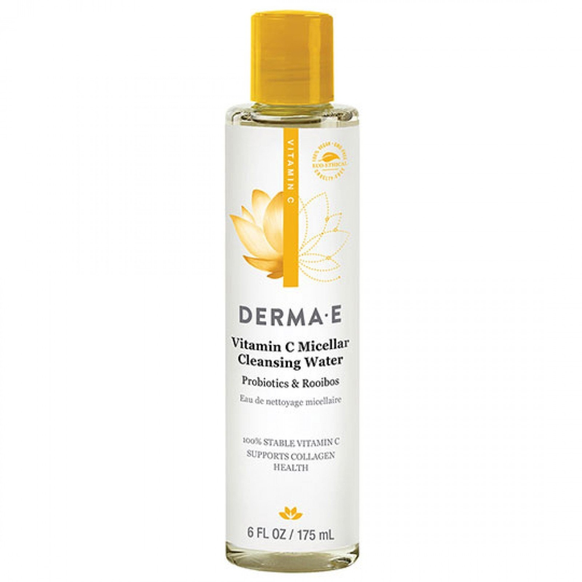 Frontier 231497 6 fl oz Derma E Vitamin C Micellar Cleansing Water