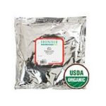 Frontier Bulk Chili Pepper Cayenne Powder 90 000 HU 1 LB package Certified Organic