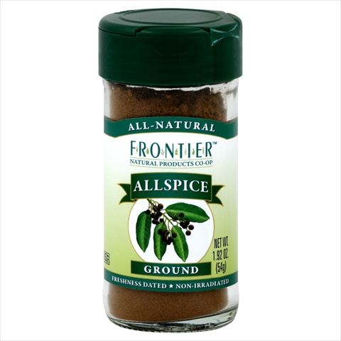 Frontier Culinary Spices Allspice Ground Jamaican - 1.92 Oz
