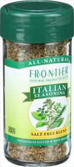 Frontier Herb 0.64 Ounce Italian Seasoning Blend