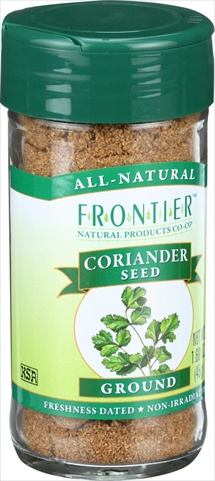 Frontier Herb 1.6 Ounce Coriander Seed - Ground