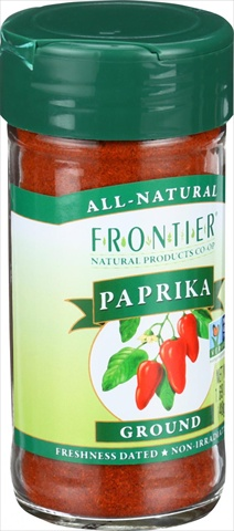 Frontier Herb 1.69 Ounce Paprika - Ground